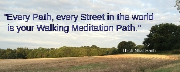How movement is meditation
