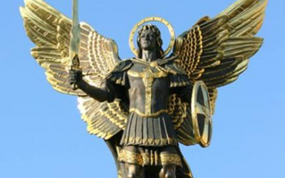 Archangel Michael : Everyday Courage