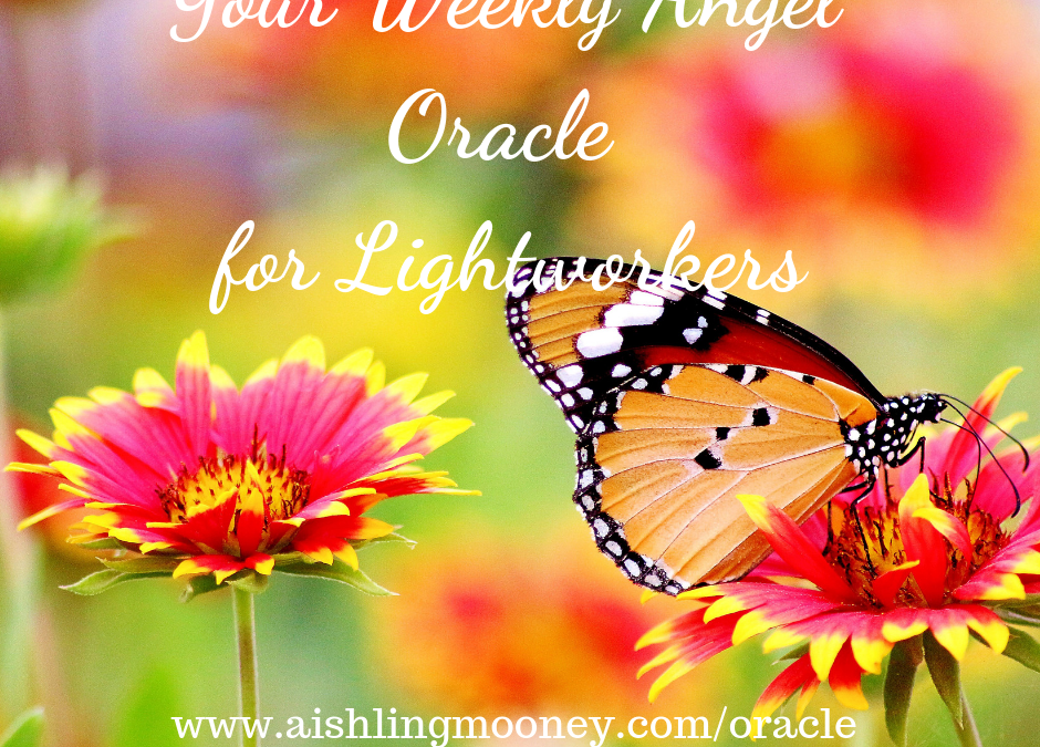 Your Weekly Oracle for Lightworkers